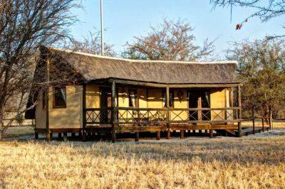 Deception Valley Lodge | African Safari with Taga