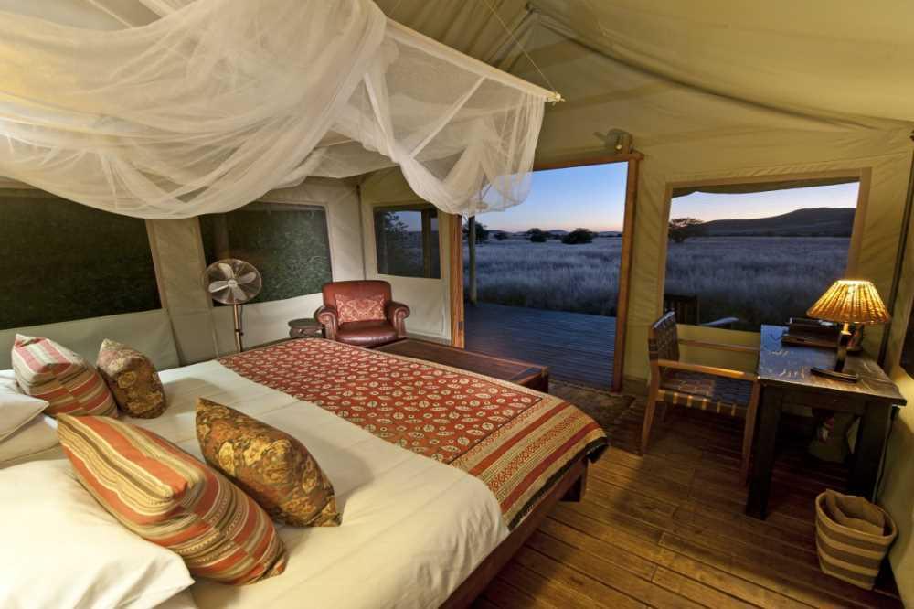Desert Rhino Camp | African Safaris with Taga