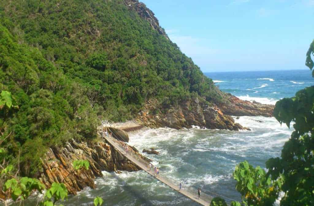 Featured Garden Route Port Elizabeth to Cape Town