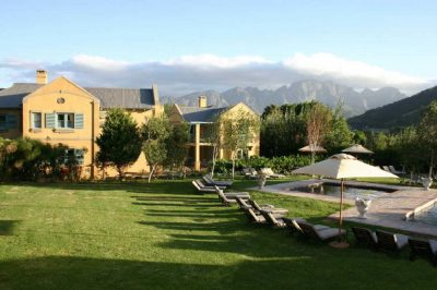 Franschhoek Country House | African Safari with Taga