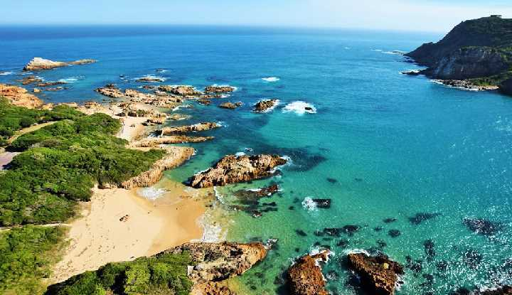 Port Elizabeth to Cape Town Tour | Taga Safaris