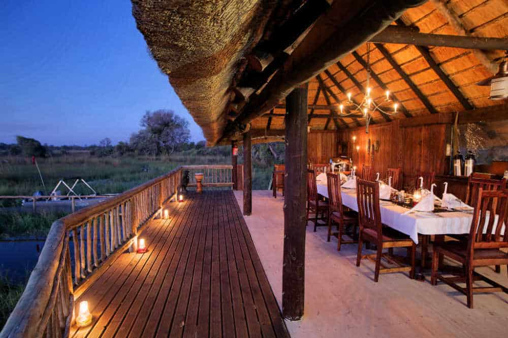 Gunns Camp | African Safaris with Taga