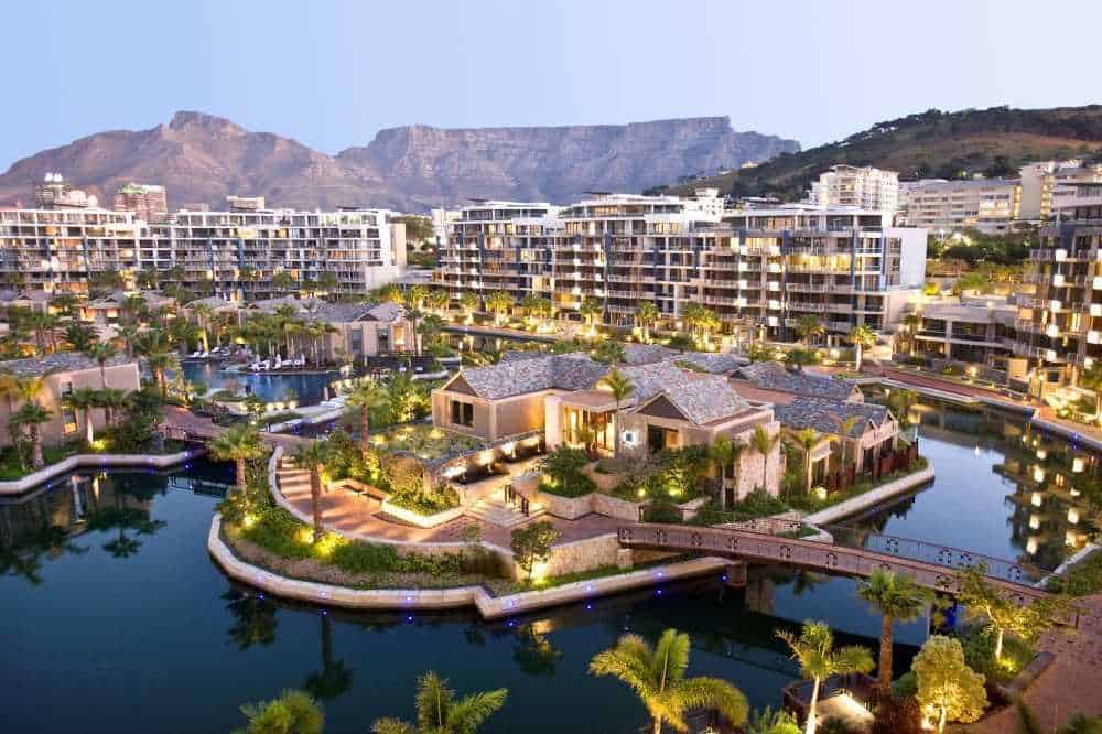 Hotels Cape Town and Winelands