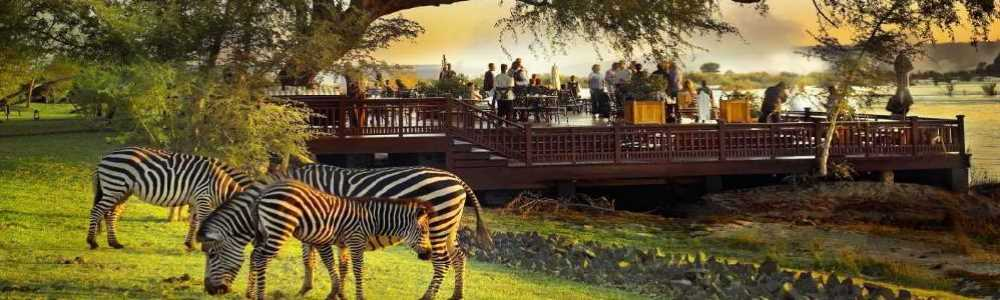 Victoria Falls Hotels and Resorts | African Safaris with Taga