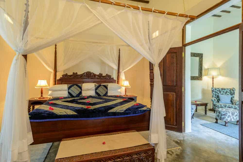 IBO Island Lodge | Taga Safaris - An African Safari with the Pioneers