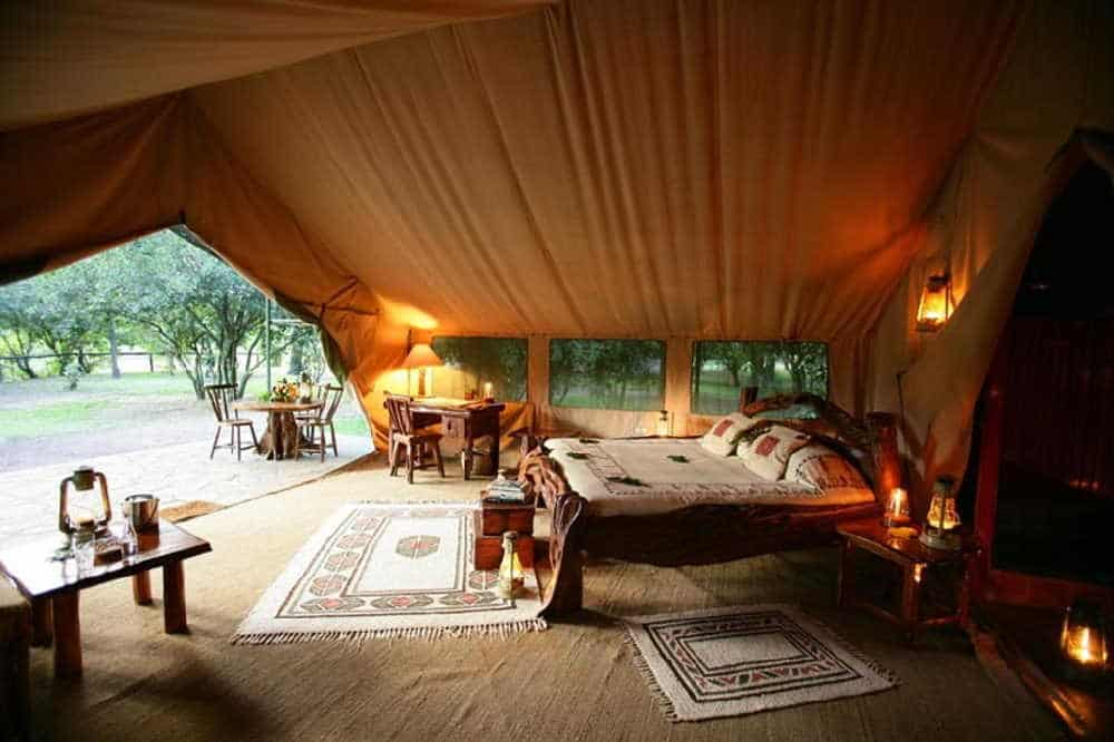 Il Moran Camp | Taga Safaris