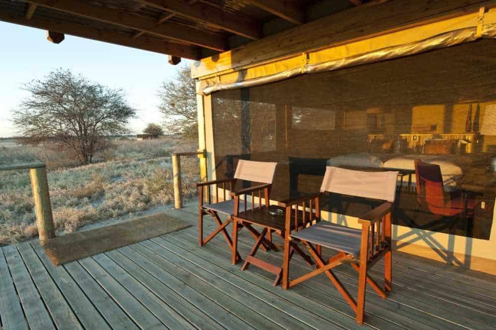 Kalahari Plains Camp | African Safari with Taga