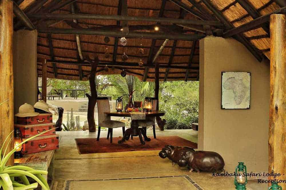 Kambaku Game Reserve | Taga Safaris