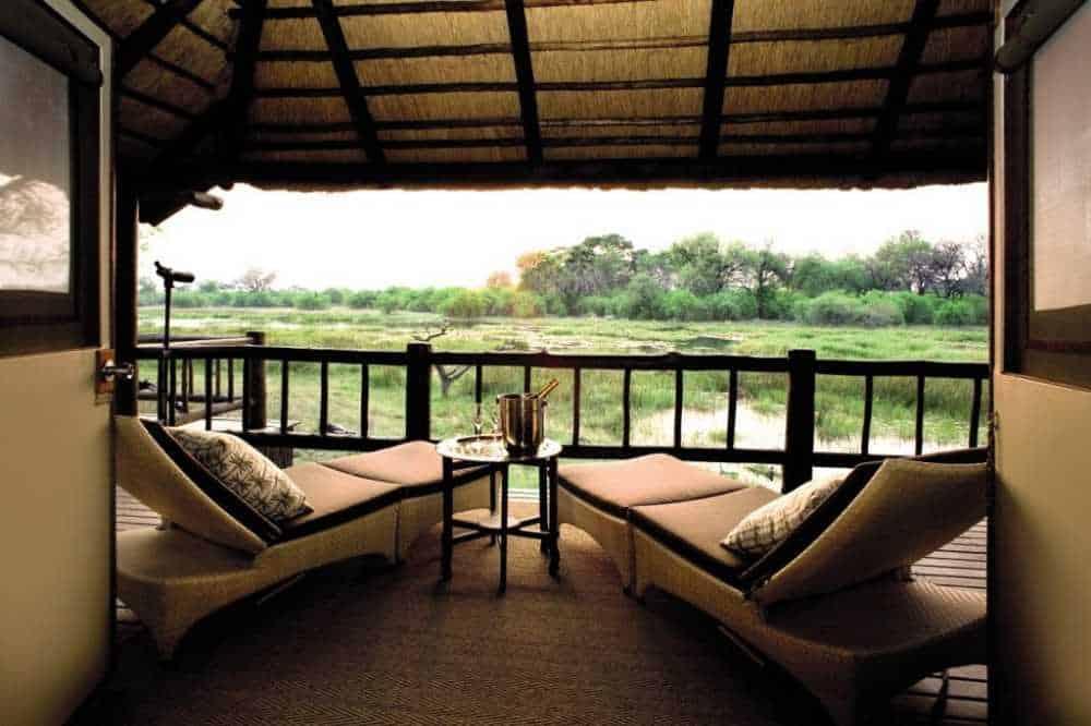 Khwai River Lodge