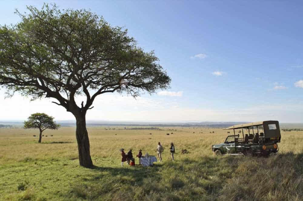 Kichwa Tembo Tented Camp