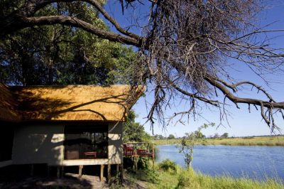 Kwando Lagoon Camp   African Safari with Taga