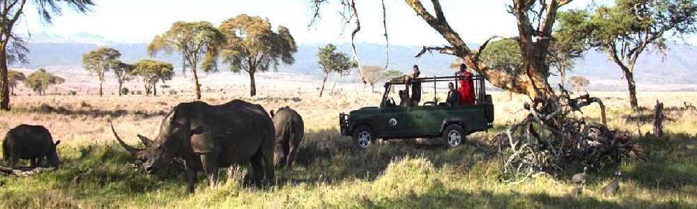 Kenya Lodges and Camps