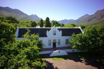 Lanzerac Manor and Winery | African Safari with Taga