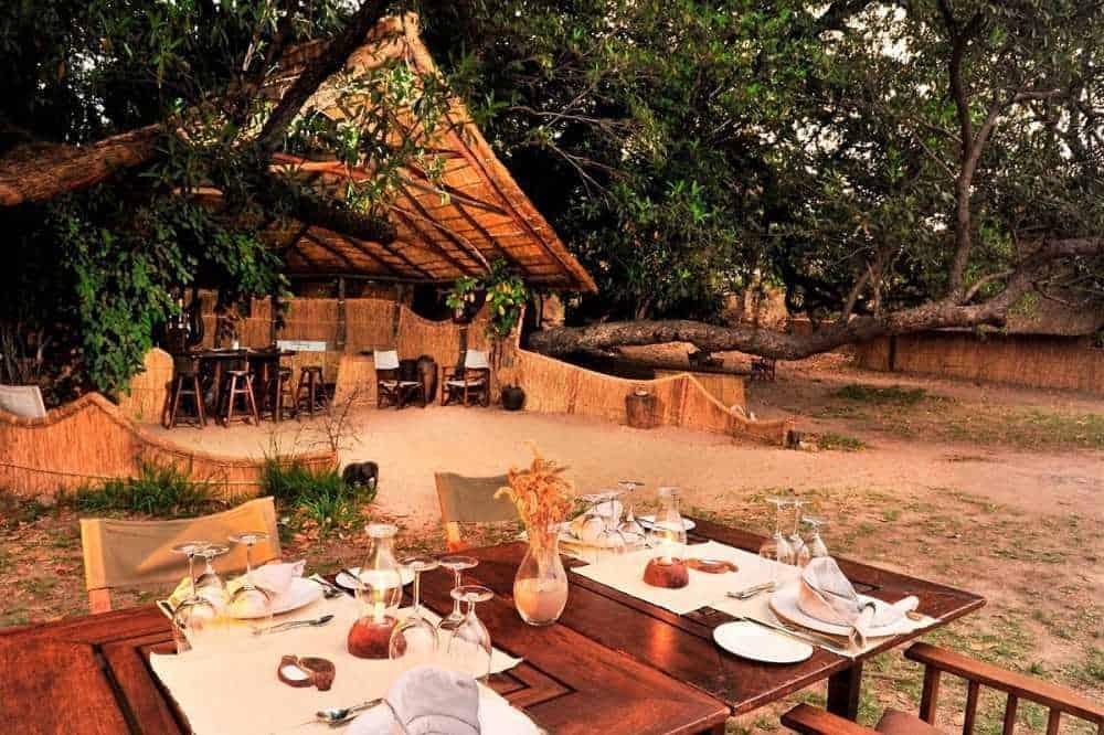 Luwi Bush Camp | Taga Safaris