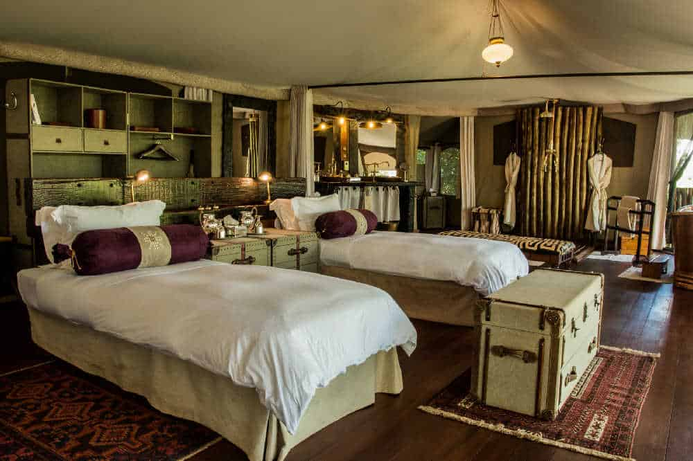 Mara Plains Camp | African Safari with Taga
