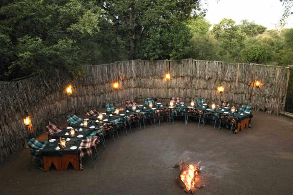 Mashatu Main Camp