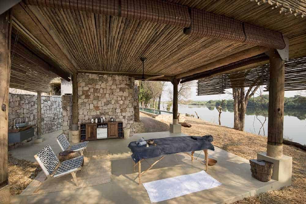 Matetsi River Lodge | Taga Safaris - An African Safari with the Pioneers