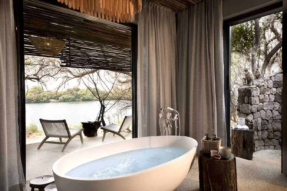 Matetsi River Lodge | Taga Safaris