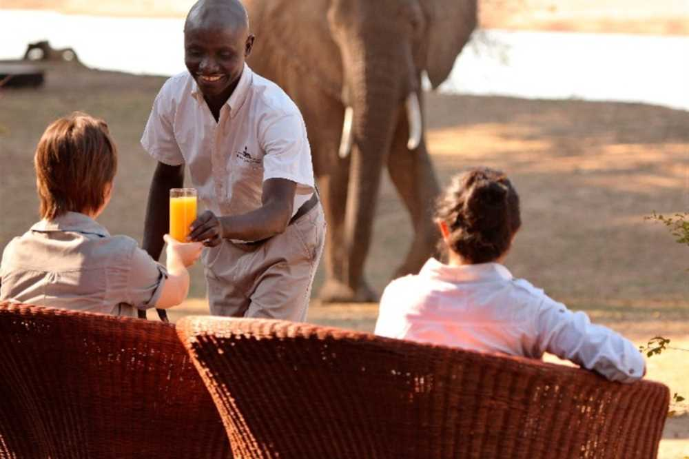 Mchenja Bush Camp | African Safaris with Taga