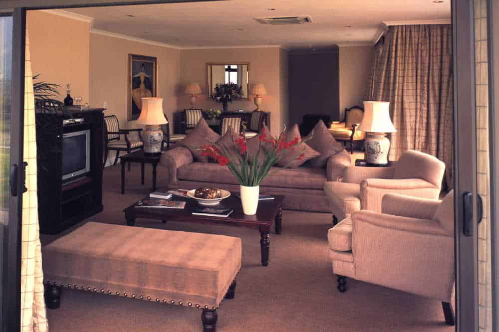 Mont Rochelle Hotel | African Safaris with Taga