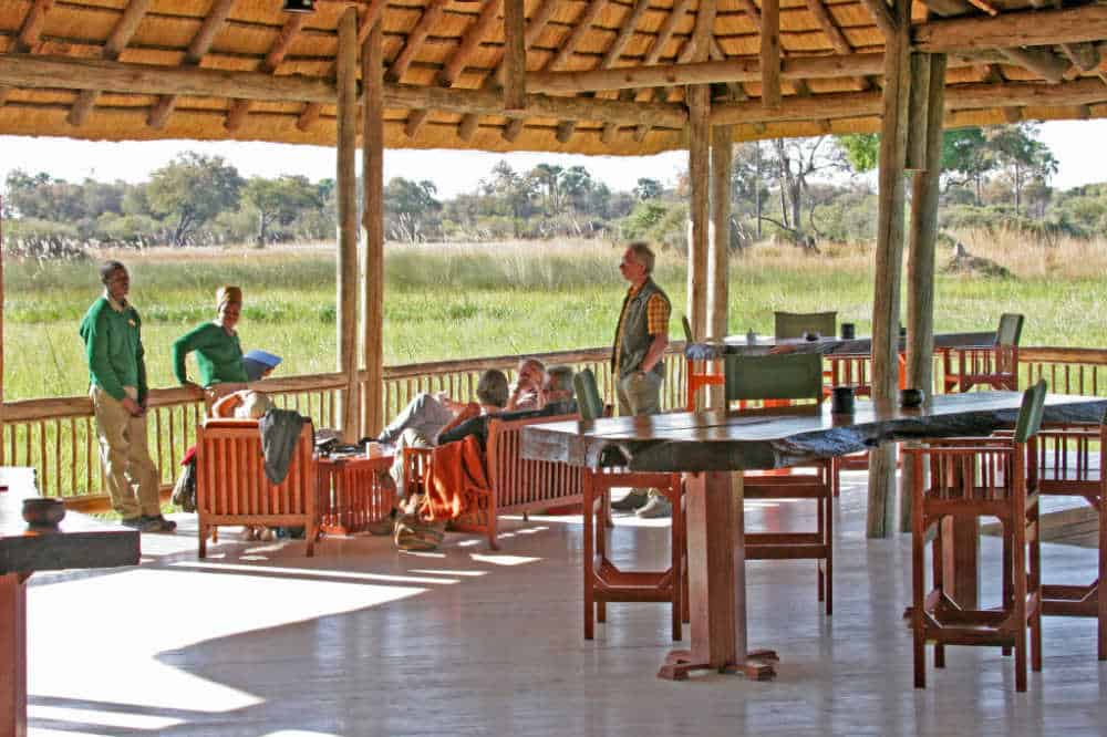 Moremi Crossing | African Safari with Taga