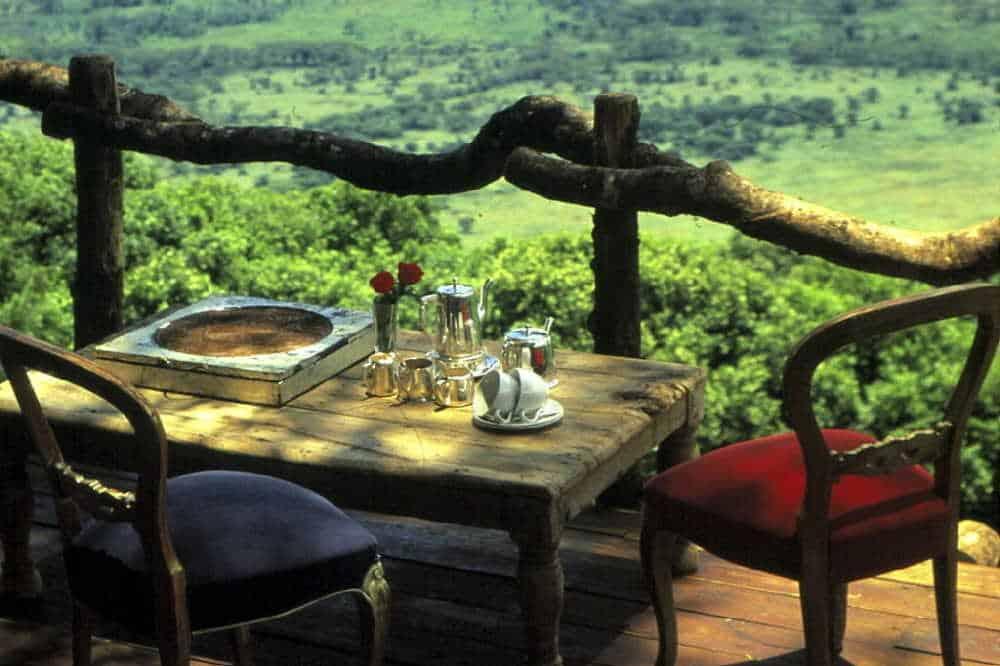 Ngorongoro Crater Lodge | Taga Safaris