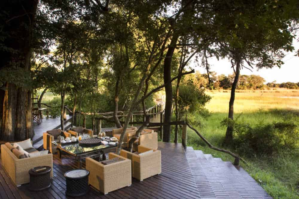Nxabega Tented Camp
