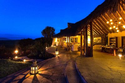 Ol Donyo Lodge | African Safaris with Taga