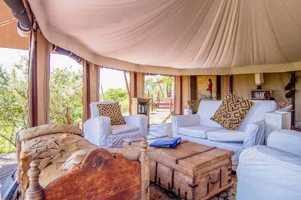 Ol Seki Mara Camp | African Safari with Taga