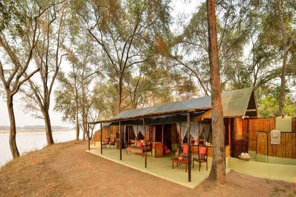 Old Mondoro Camp | Taga Safaris