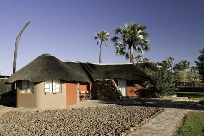 Palmwag Lodge | African Safaris with Taga