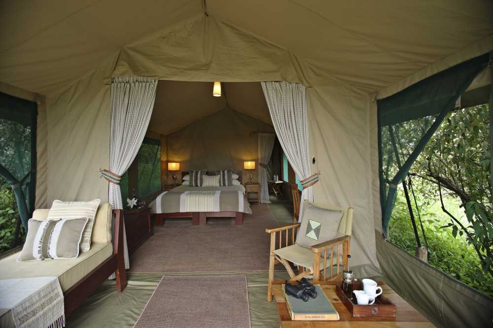 Rekero Camp | African Safaris with Taga