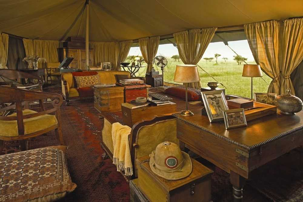 Sabora Tented Camp | African Safaris with Taga