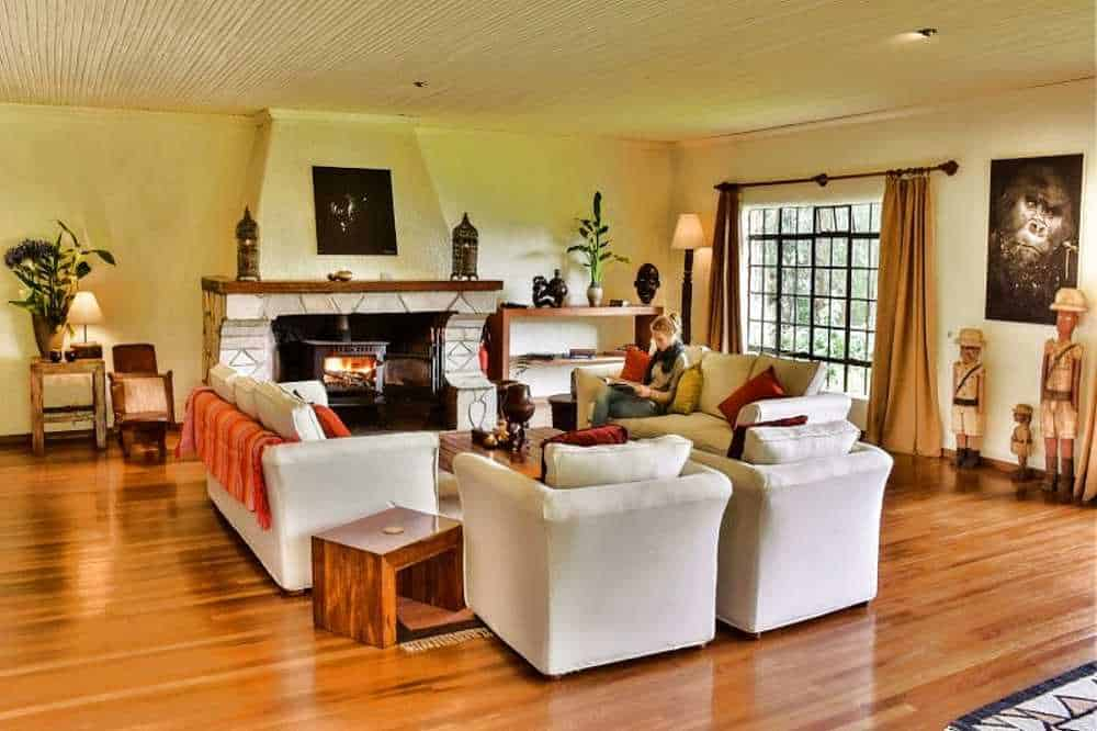 Sabyinyo Silverback Lodge | Taga Safaris