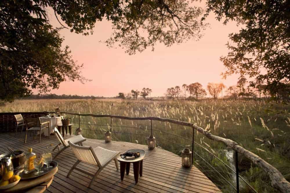 Safari Lodges and Camps in Botswana