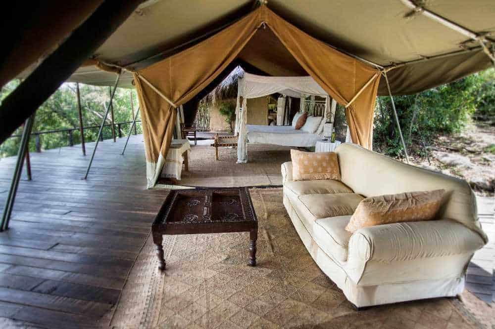 Safari Lodges and Camps in Kenya