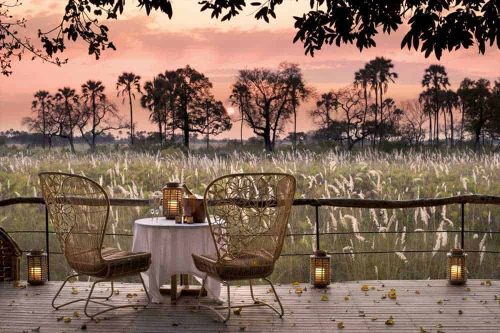 Sandibe Safari Lodge | African Safaris with Taga