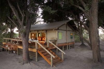 Seba Camp | African Safari with Taga