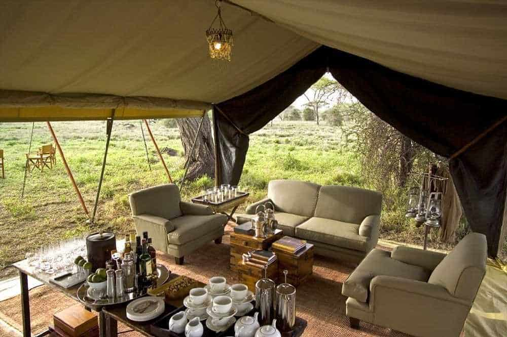 Serengeti under Canvas | Taga Safaris