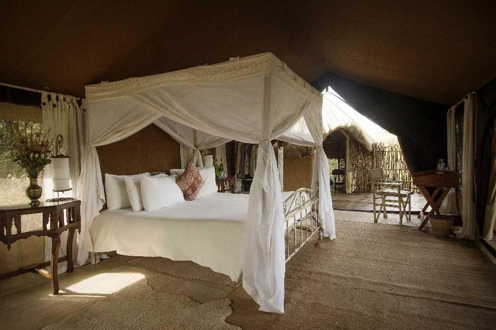 Serian Camp | Taga Safaris