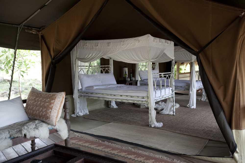 Serian Camp | African Safaris with Taga