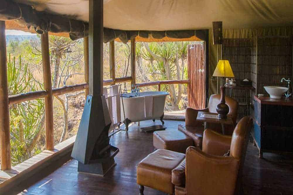 Camp Shonga | African Safaris with Taga