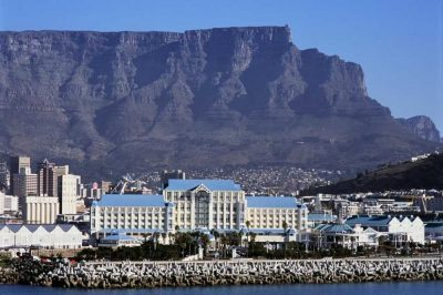 The Table Bay Hotel | African Safari with Taga