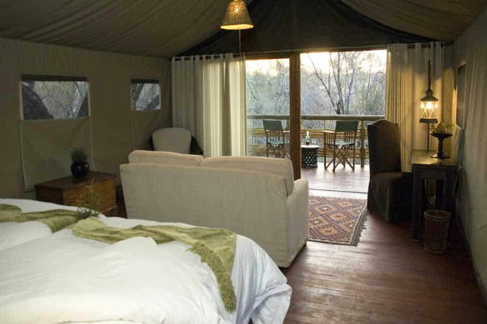 Thakadu River Camp | Taga Safaris