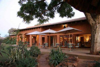 The Bush House | Taga Safaris