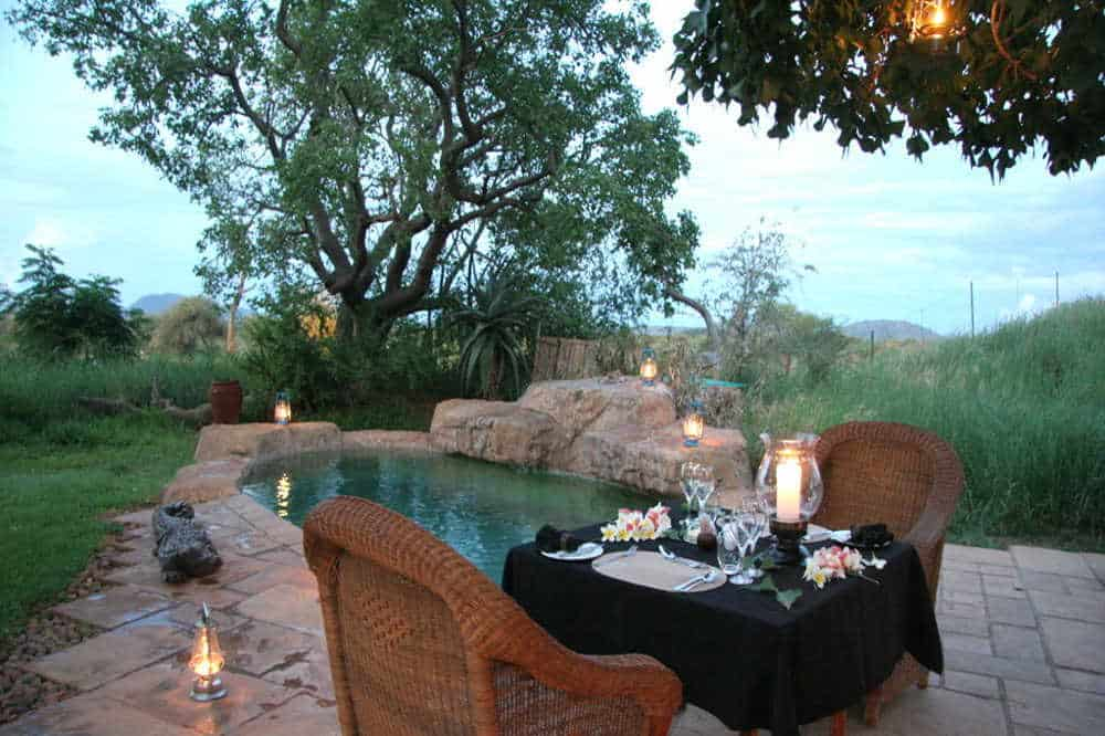 The Bush House | African Safaris with Taga