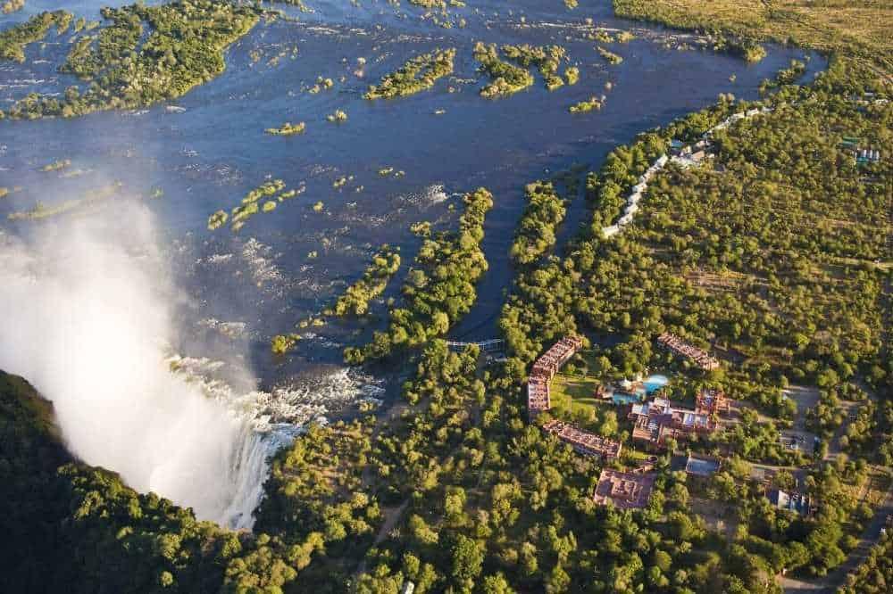 The Royal Livingstone Hotel | Taga Safaris