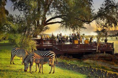 The Royal Livingstone Hotel | African Safari with Taga