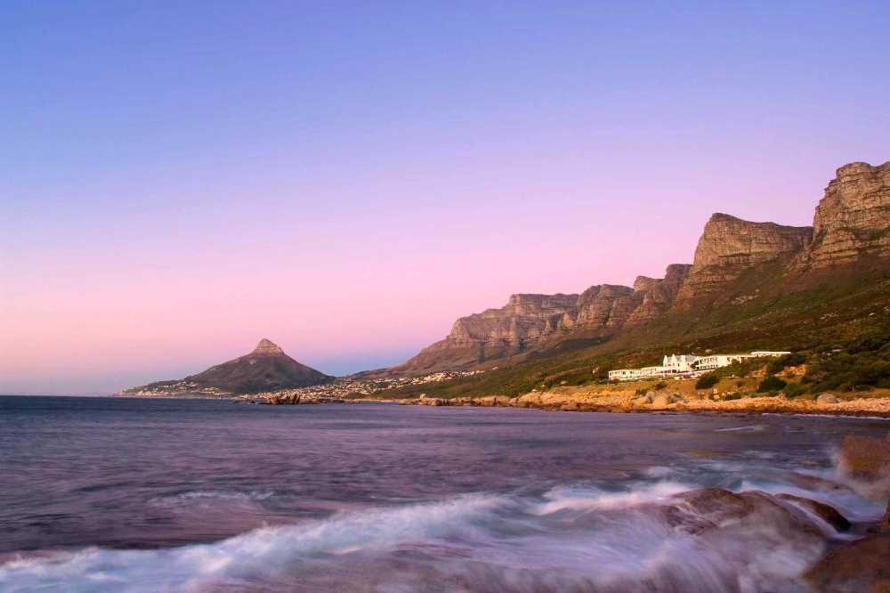 The Twelve Apostles Hotel | African Safari with Taga