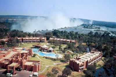 The Zambezi Sun Hotel | African Safari with Taga